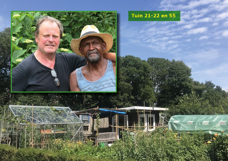 Oosterplas tuinen 21-22