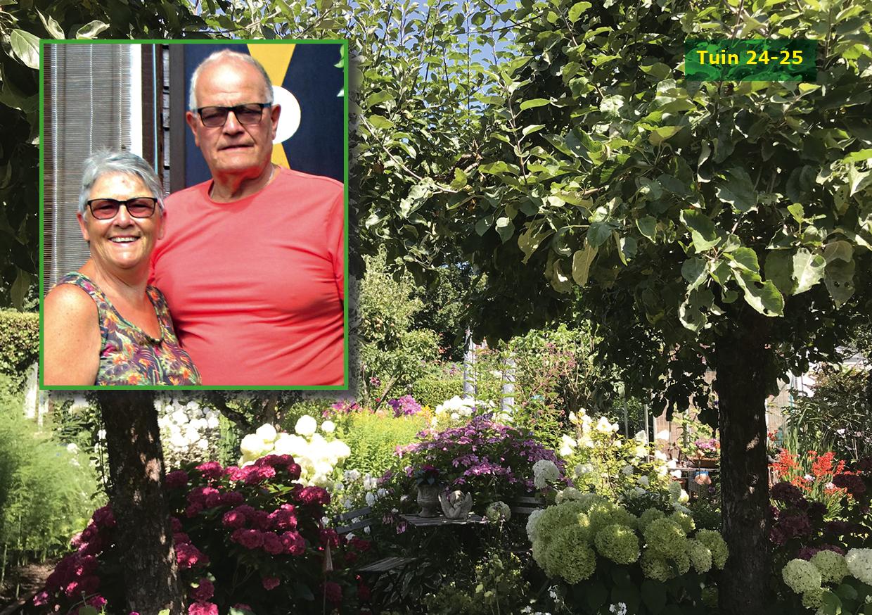 Oosterplas tuinen 24-25
